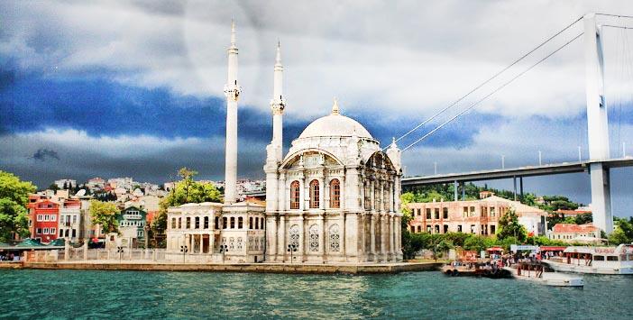 Ortaköy de gezilecek yerler