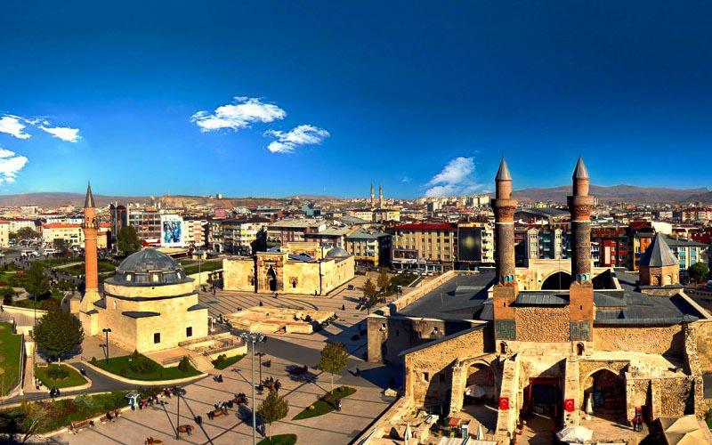 Sivas'ın en güzel gezilecek yerleri