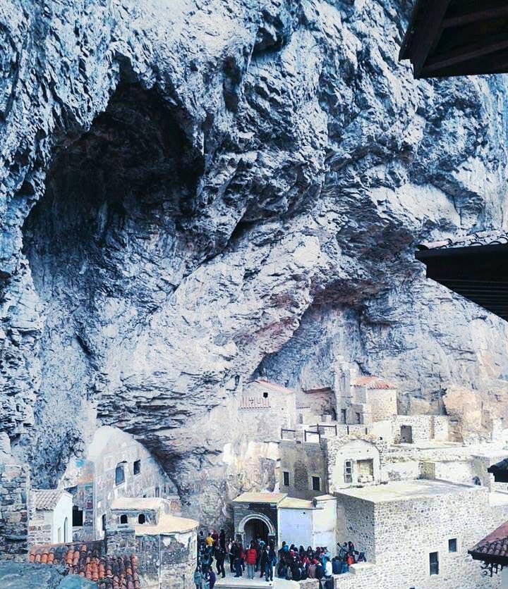 sumela manastiri trabzon - Trabzon da Gezilecek Yerler