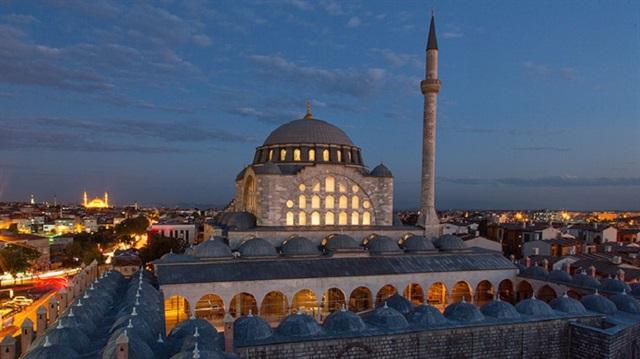 uskudar mihrimh sultan cami - Üsküdar