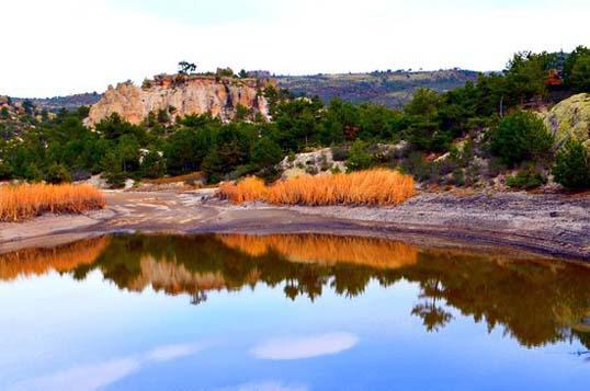 afyon frig vadisi tabiat parki - Türkiye'nin En İyi Kamp Yerleri
