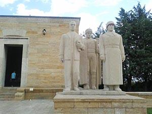 anitkabir erkekler - Anıtkabir