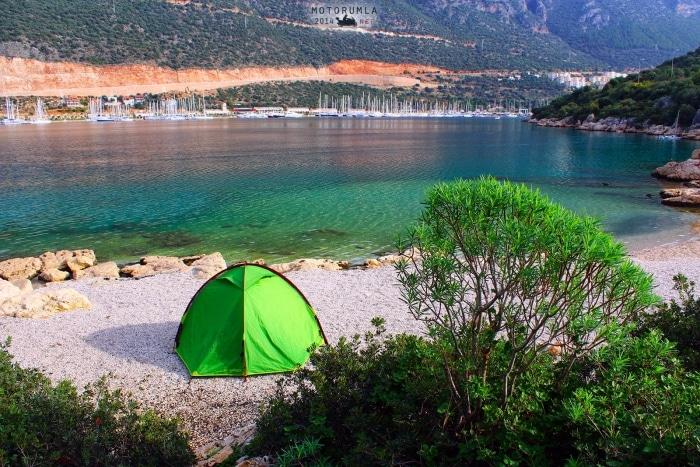 antalya adrasan kamp - Türkiye'nin En Güzel 10 Kamp Yeri