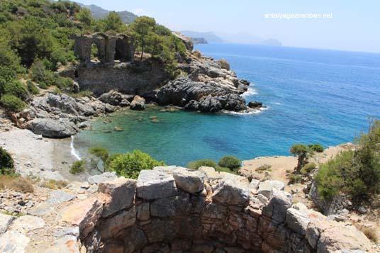 antalya aytap antik kenti - Türkiye'nin En İyi Kamp Yerleri