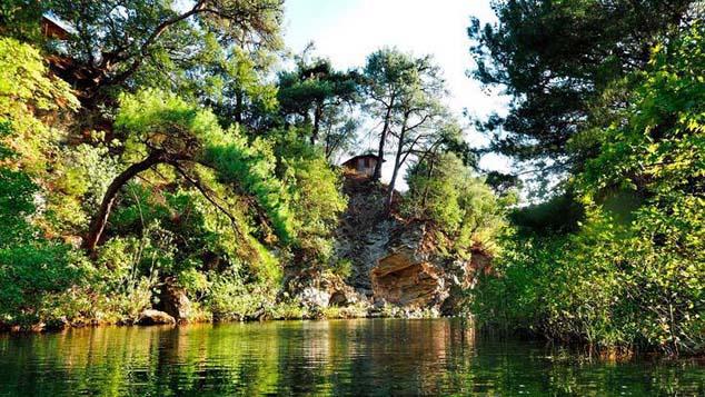 balikesir kaz dağlari 1 - Türkiye'nin En İyi Kamp Yerleri