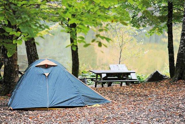 bolu yedigoller kamp - Türkiye'nin En Güzel 10 Kamp Yeri