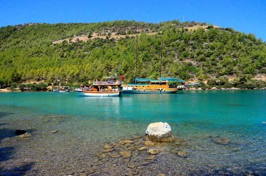 mugla cennet koyu - Türkiye'nin En İyi Kamp Yerleri