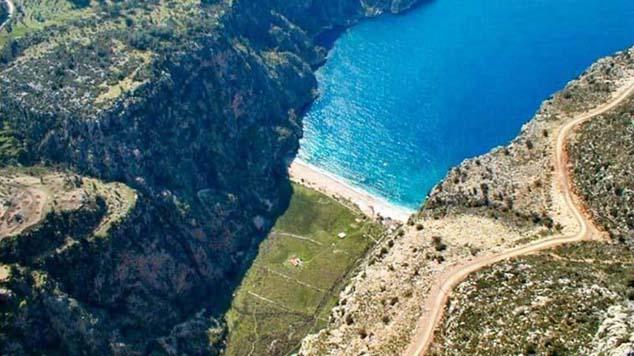 mugla kelebek vadisi - Türkiye'nin En İyi Kamp Yerleri