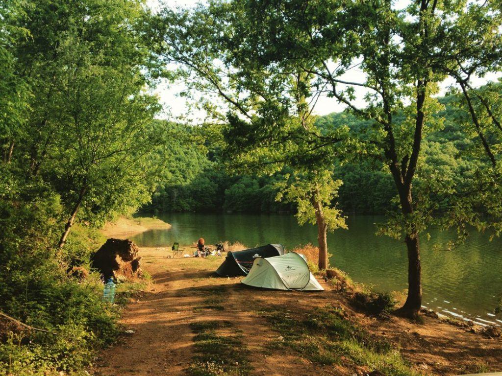 Türkiye'nin en güzel 10 Kamp Yeri
