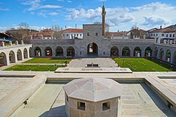Malatya Silahtar Mustafa Paşa Kervansarayi - Malatya da Gezilecek Yerler