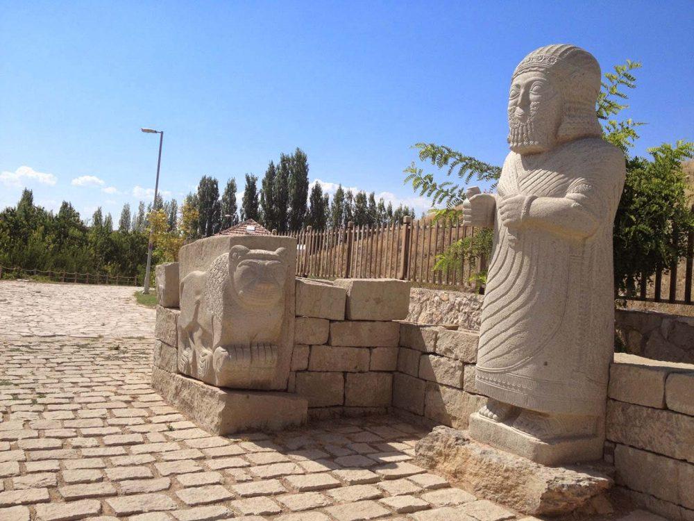malatya aslantepe oren yeri 1000x750 - Malatya da Gezilecek Yerler