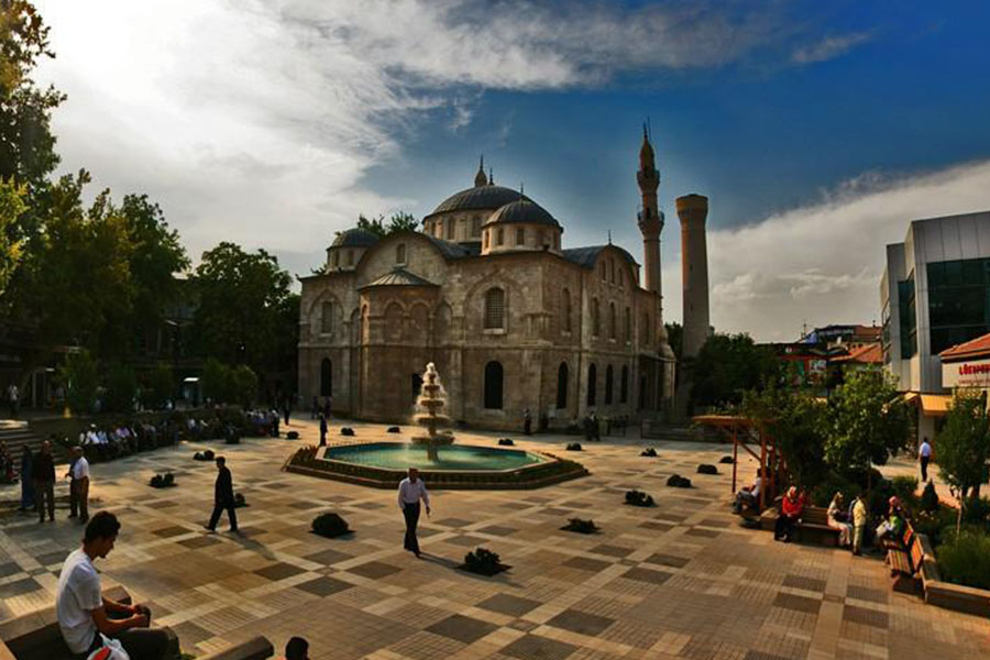 malatya yeni cami - Malatya da Gezilecek Yerler