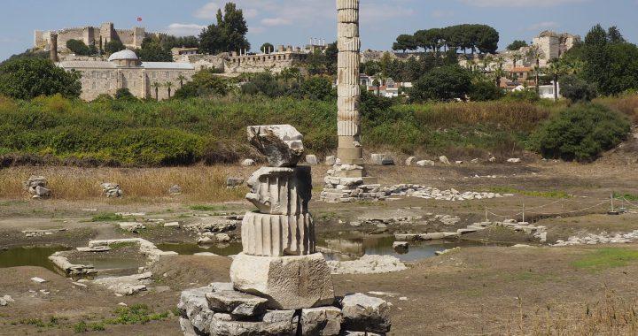 Artemis Tapınağı-Artemision