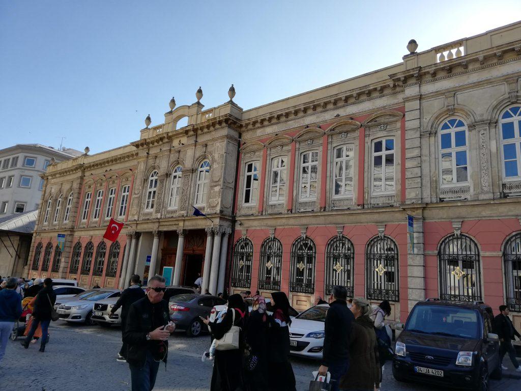 Türkiye İş Bankası Müzesi iSTANBUL